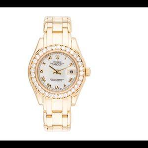 Rolex Pearl Master